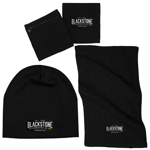 BC-HIDE-RT-Combo - Performance Beanie, 3 in 1 Band, and Rally Towel Combo