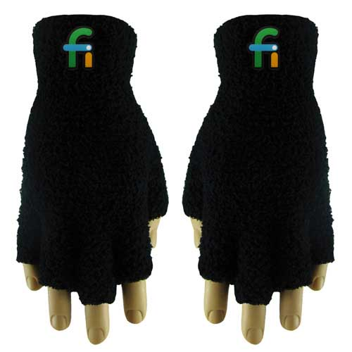 FL-FuzzGlove-1 - Fingerless Fuzzy Gloves