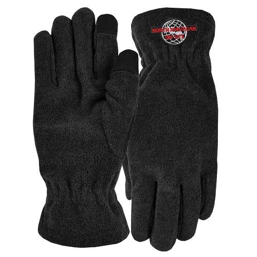 FLText-500 - Fleece Text Gloves