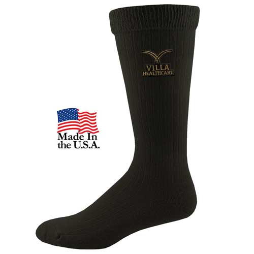 FP-72017 - Fashion Plus Non Binding Relaxed Fit Dress Socks