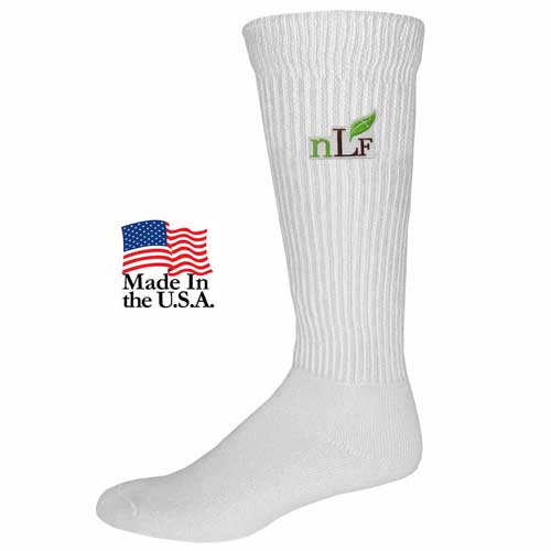 FP-8811 - Fashion Plus Non Binding Relaxed Fit Over The Calf Socks