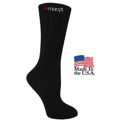 FP-9863 - Women's Fashion Plus Dress Socks