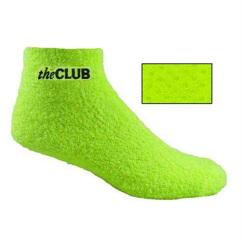 Fuzz-100-Hi-Vis - Hi-Vis Fuzzy Feet