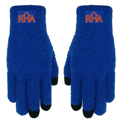 FuzzText-600 - Fuzzy Text Gloves
