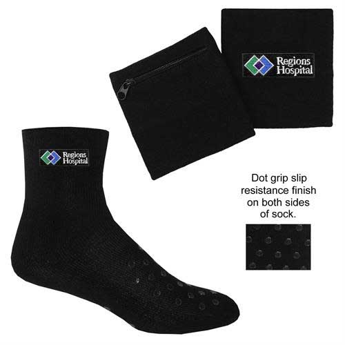 HOS-HIDE-Combo - Hospital-Healthcare Socks and 3 in 1 Band Combo
