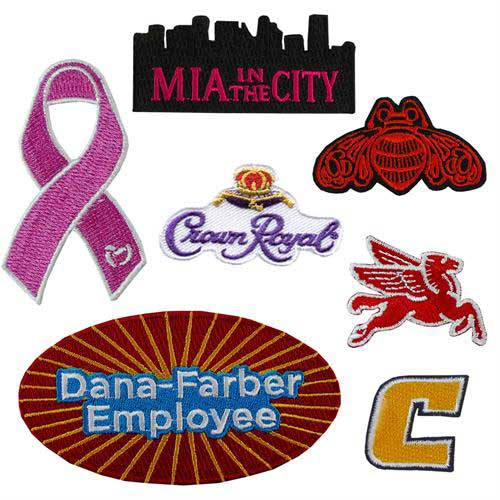 IE-700 - Instant Embroidery (Custom Peel & Stick Embroidered Stickers)