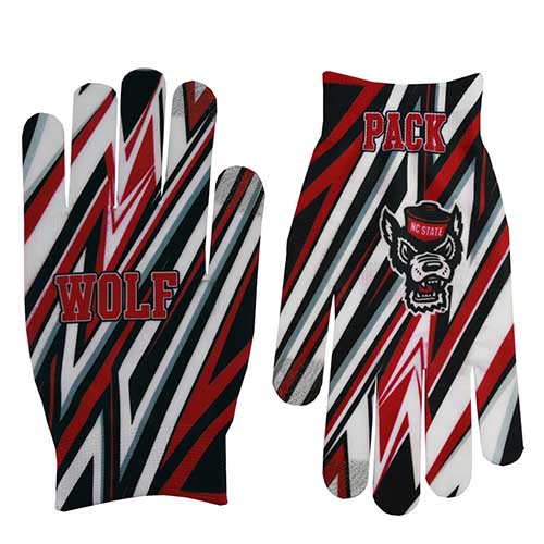 IGlove-100 - Full Color Image Text Gloves