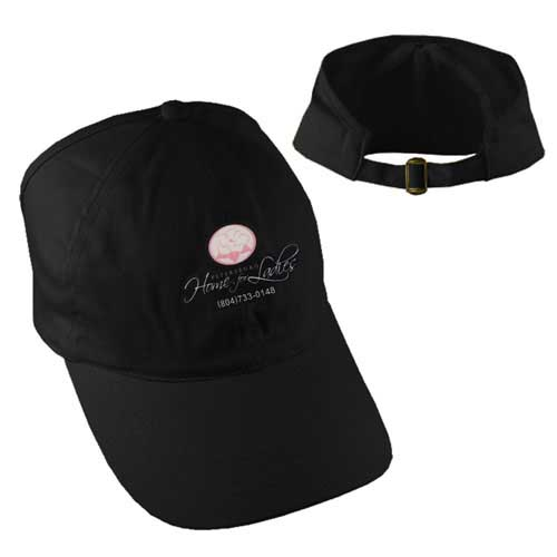 LJP-300 - Laura Jacobs Ponytail Cap