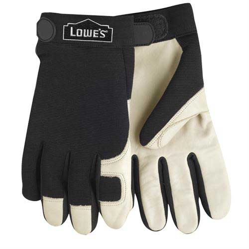 MG-200 - Leather Mechanics Gloves