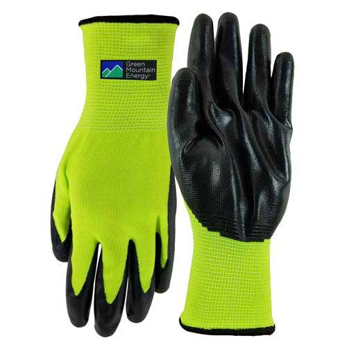 NSG-250 - Nitrile Coated Safety Gloves