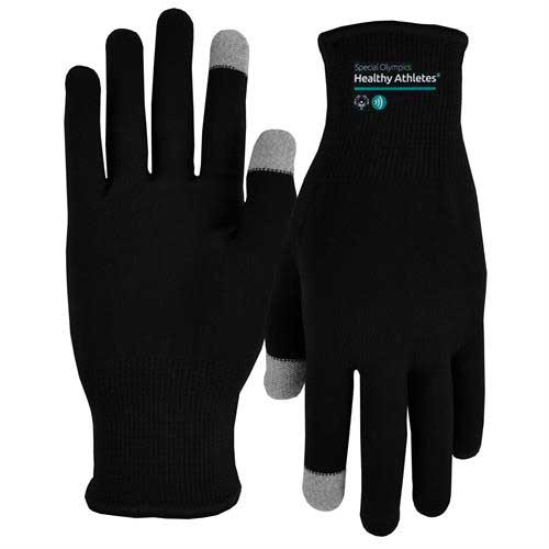 RTGL-250 - Sports Performance Runners Text Gloves