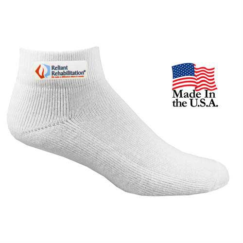 SOX-105 - Women's Quarter Top Comfort Pro Socks