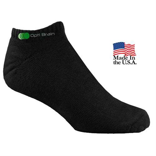 SOX-3067 - Lightweight Cotton Footie Athletic Pro Socks