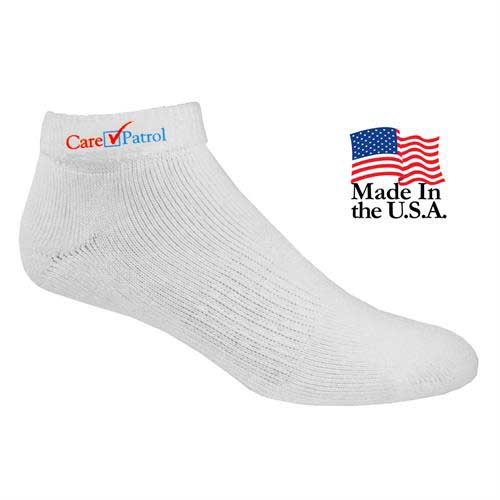 SOX-8370 - Moisture Wicking Roll Top Athletic Pro Socks