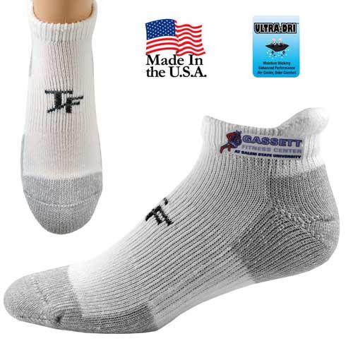 TF-2018 - Top Flite Pull Tab Cushion Socks