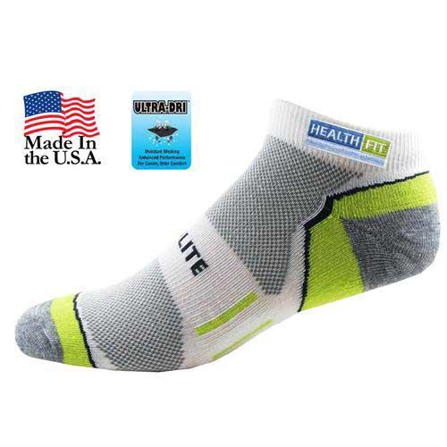 TF-570 - Top Flite Low Cut Half Cushion Socks