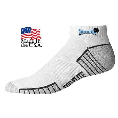 TF-958 - Top Flite Low Cut Half Cushion Socks