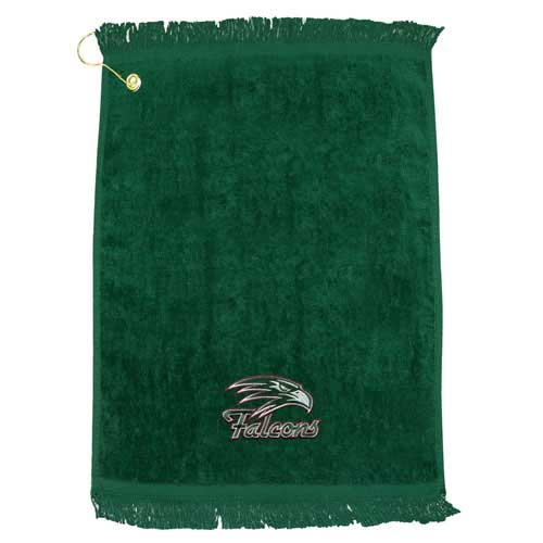 TOS-300-HG - Small Open Towel with Hook & Grommet