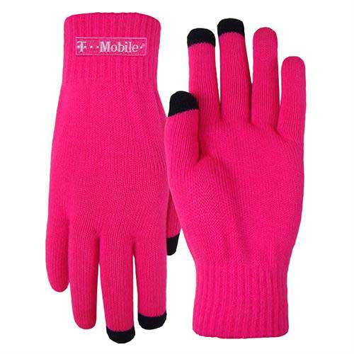 TextGlove-700-Hi-Vis - Hi-Vis 3 Finger Text Gloves