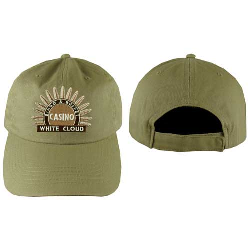 WCDV-400U - Washed Cotton Cap