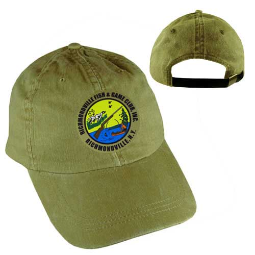 WPD-500 - Washed Cotton Cap