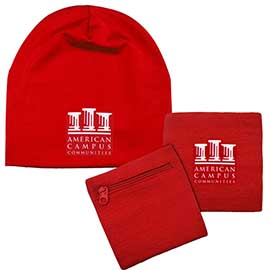 Performance Beanie and 3 in 1 Band Combo