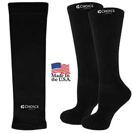 Compression Arm Sleeve and Socks Combo