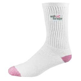 Economy Line Women's Crew Socks