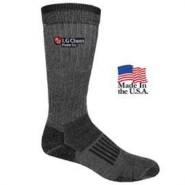 Men's Fashion Plus Everyday Crew Socks