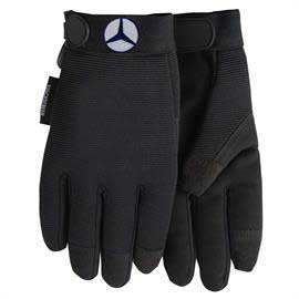 Mechanics Text Gloves