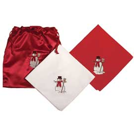 Holiday Napkin Set