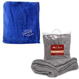 Oversized Mink Touch Luxury Blanket