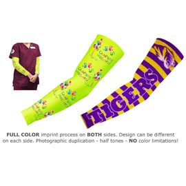 Full Color Couleurs Arm Sleeve