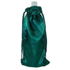 Satin Wine Bag - Blank