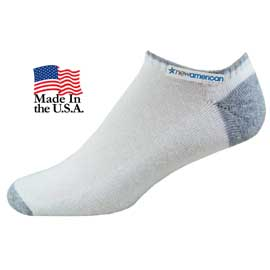 Low-cut Two Tone Socks