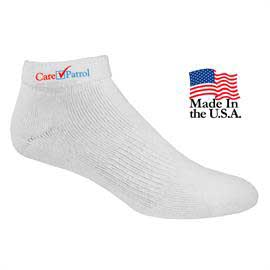 Moisture Wicking Roll Top Athletic Pro Socks
