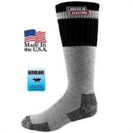 Full Cushion Wool Blend Boot Socks