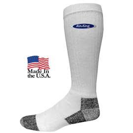 Tall Cotton Boot Socks