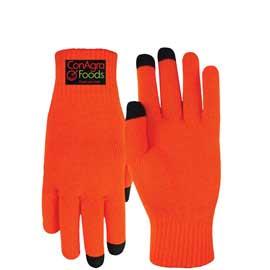 3 Finger Text Gloves